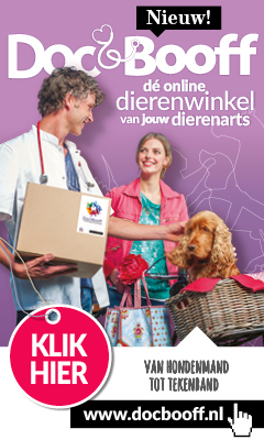 Doc&Booff online dierenwinkel van jouw dierenarts